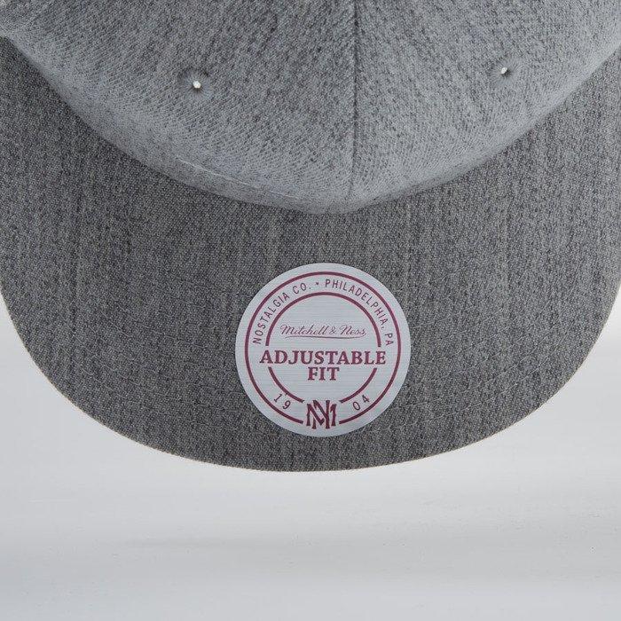 c3acda9a626 ... FLEXFIT 110 · Mitchell   Ness czapka snapback M N Logo grey heather EU889  FLEXFIT ...