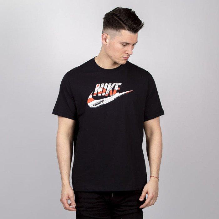 78c434c8e Nike koszulka M NSW Tee SZNL STMT AM 1 black | Bludshop.com