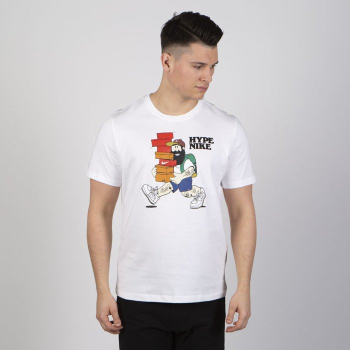 d48088bec Nike koszulka NSW Tee Hype Nike 1 white | Bludshop.com