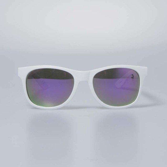 Okulary przeciwsłoneczne Vans Spicoli 4 Shade whitepurple