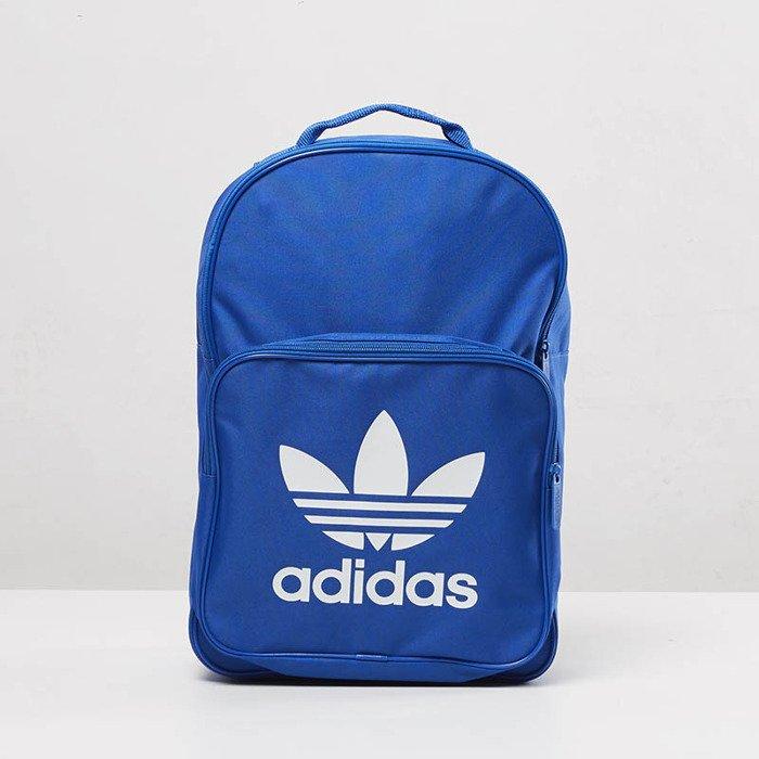 a343975b8981 ... Plecak Adidas Originals BP Clas Trefoil Backpack blue BK6722 ...