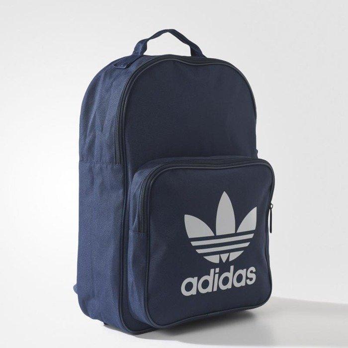 ca802c32bb8c ... Plecak Adidas Originals BP Clas Trefoil Backpack collegiate navy BK6724  ...