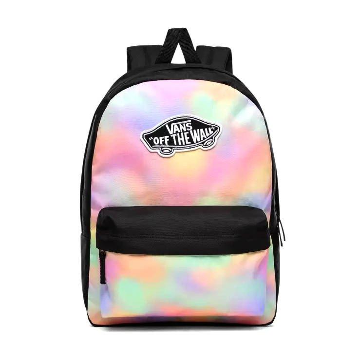 Plecak Vans Realm Backpack Oversize black dahlia VN000NZ0O1Z