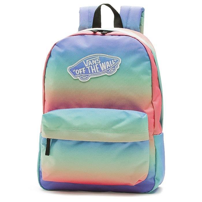 najlepszy wybór nowe niższe ceny Kod kuponu Plecak Vans Realm Backpack multicolor (VN000NZ0RNC)