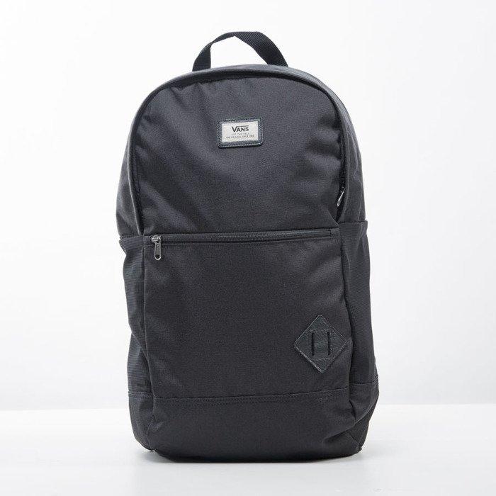 d17fb7b7b65bb Plecak Vans Van Doren III Backpack black VN2WNUBLK | Bludshop.com