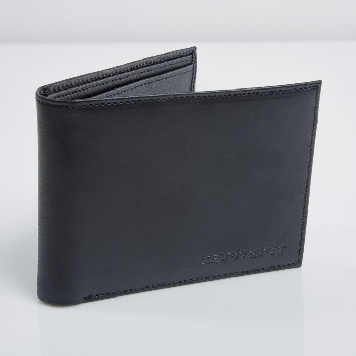 4e5c413e50ea0 Portfel Carhartt WIP Rock It Wallet black | Bludshop.com