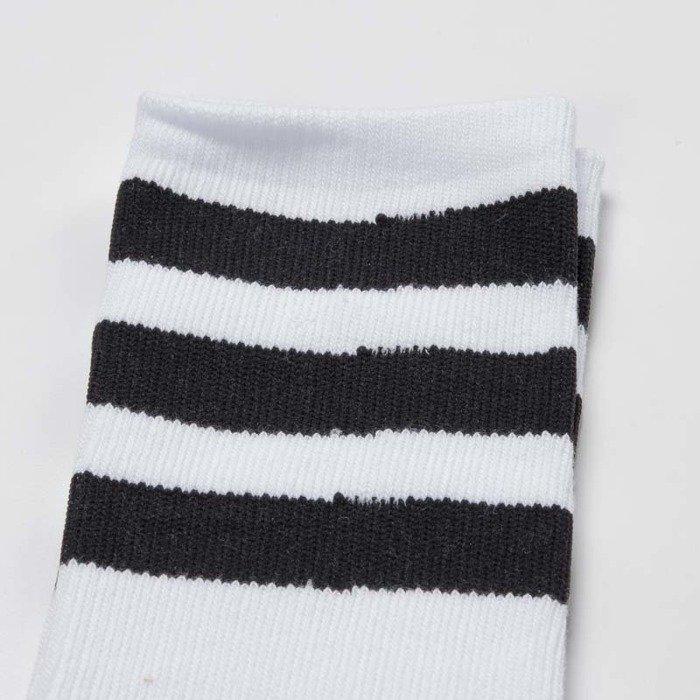 dd8b0910366 ... Skarpety American Socks Old School - Knee High white   black - black -  black ...