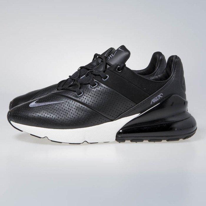 new concept 2b9b0 4732d ... Sneakers Buty Air Max 270 Premium black light carbon-sail (AO8283-001  ...