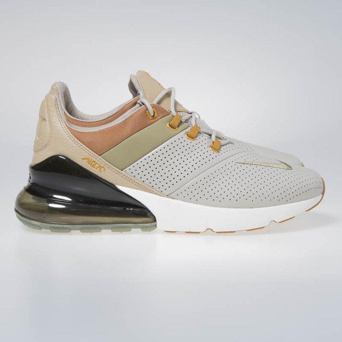 Sneakers Buty Air Max 270 Premium stringdesert ochre (AO8283 200)