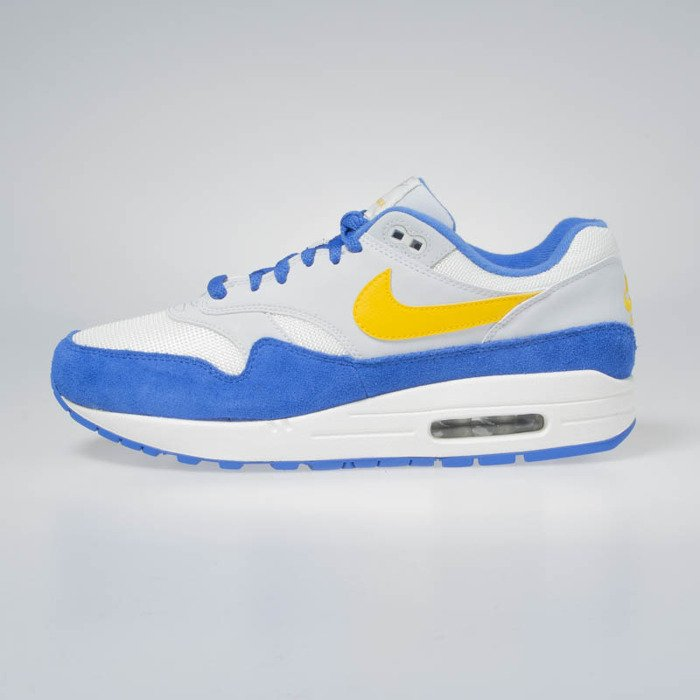 timeless design b11ec 917b5 ... Sneakers Buty Nike Air Max 1 sail amarillo-pure platinum (AH8145-108 ...