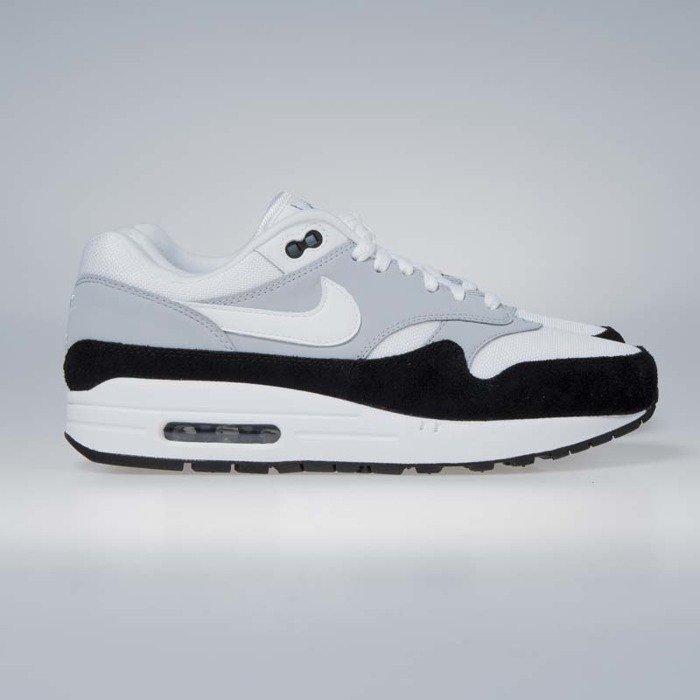 3bcedba64e4 Sneakers Buty Nike Air Max 1 wolf grey   white - black AH8145-003 ...