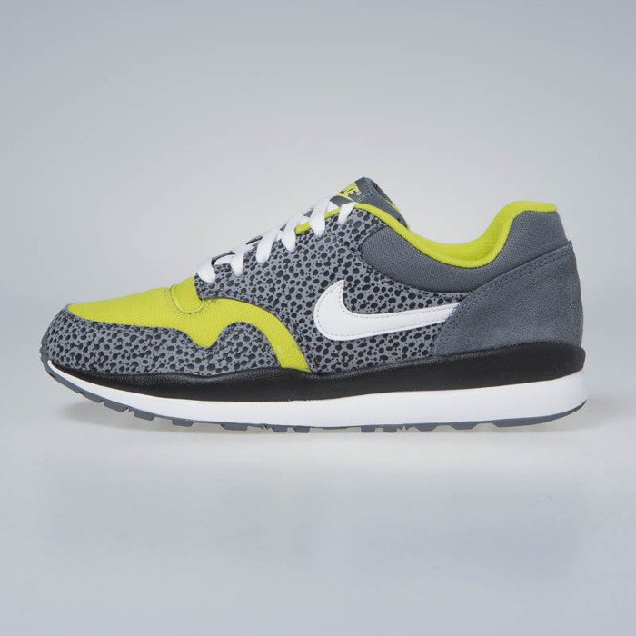 huge selection of a85aa 0f07b ... Sneakers Buty Nike Air Safari SE flint greywhite-bright cactus  (AO3298- ...