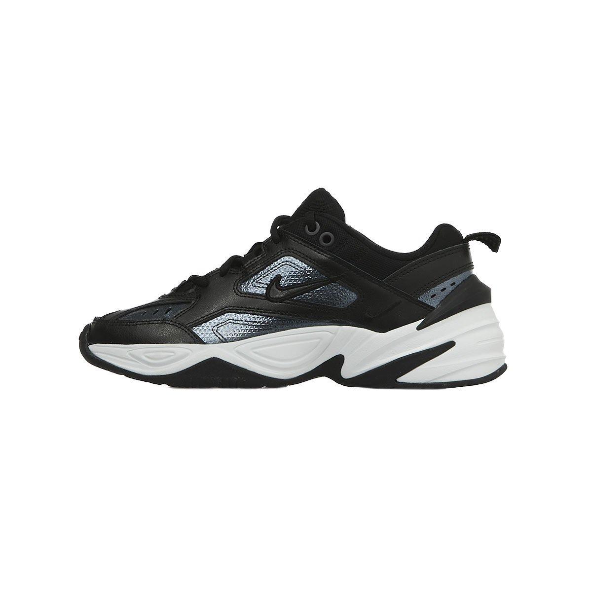 Sneakers Buty damskie Nike M2K Tekno ESS blackblack metallic hematite (CJ9583 001)