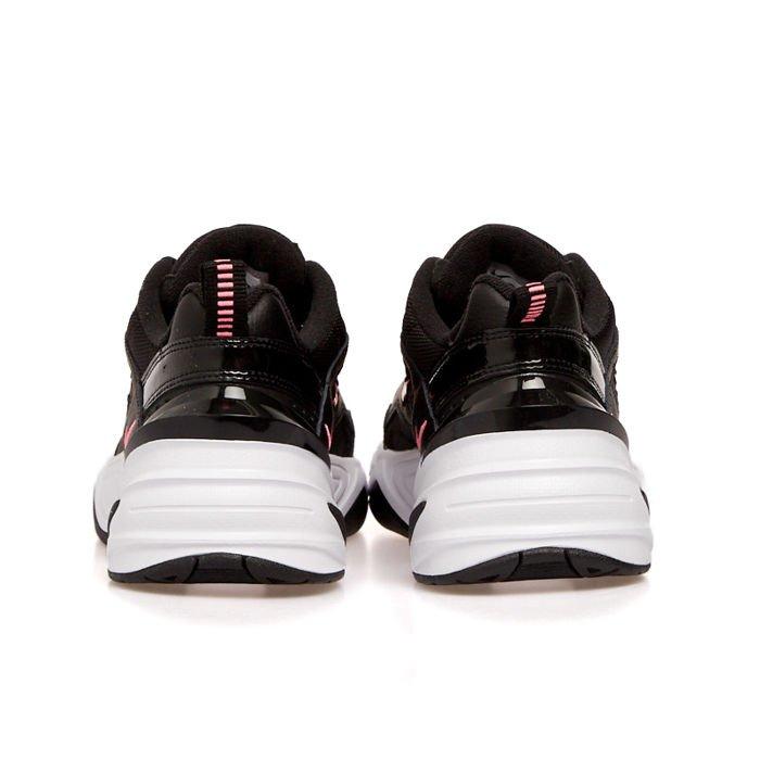 Sneakers Buty damskie Nike M2K Tekno blacksunset puple white (CN0145 001)