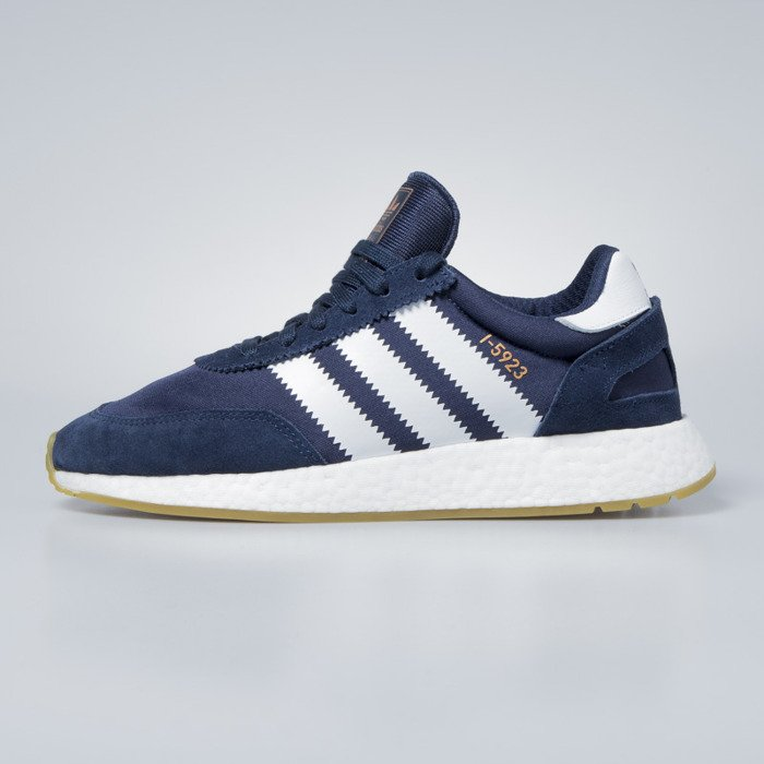 2b18a0b38bae ... Sneakers buty Adidas Originals I-5923 collegiate navy   footwear white    gum BB2092 ...