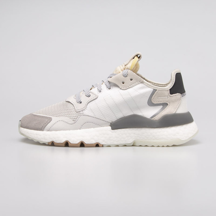 Sneakers buty Adidas Originals Nite Jogger ftwr white crystal white core black (CG5950)