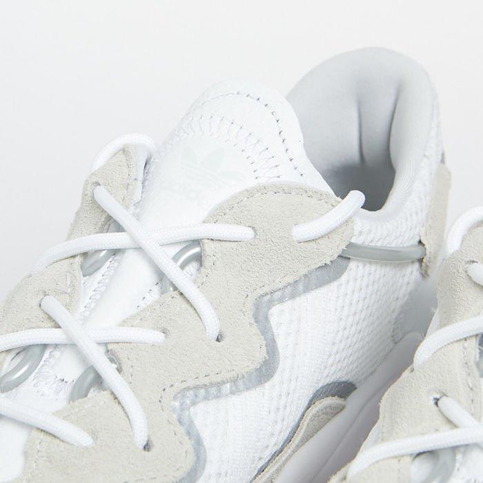 Sneakers buty Adidas Originals Ozweego whitewhiteblack (EE6464)