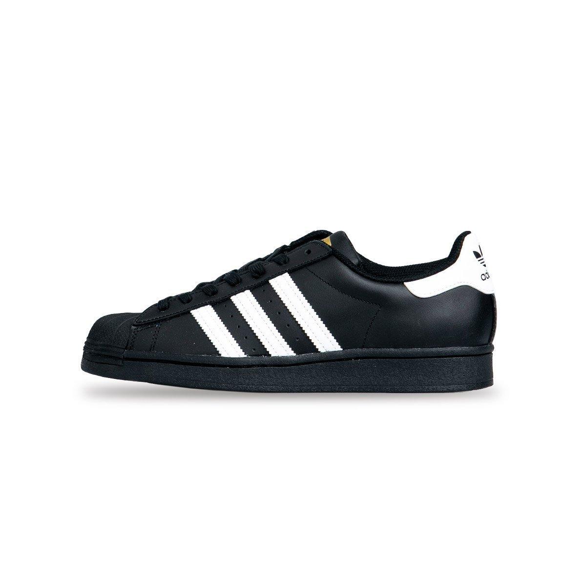 buty adidas originals superstar czarne