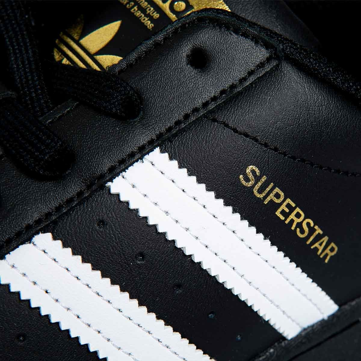 Sneakers buty Adidas Originals Superstar czarne (EG4959)