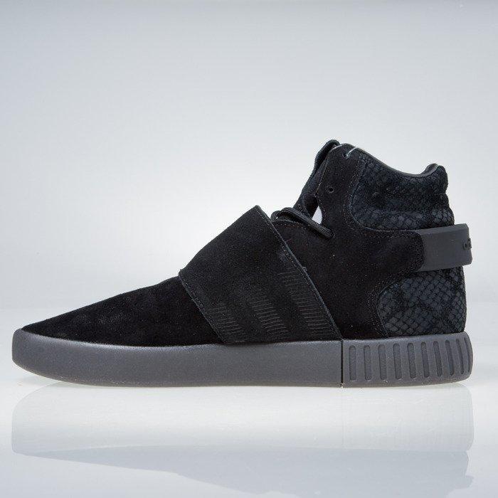 timeless design 319e3 d6074 ... Sneakers buty Adidas Originals Tubular Invader Strap core black  core  black BB8392 ...