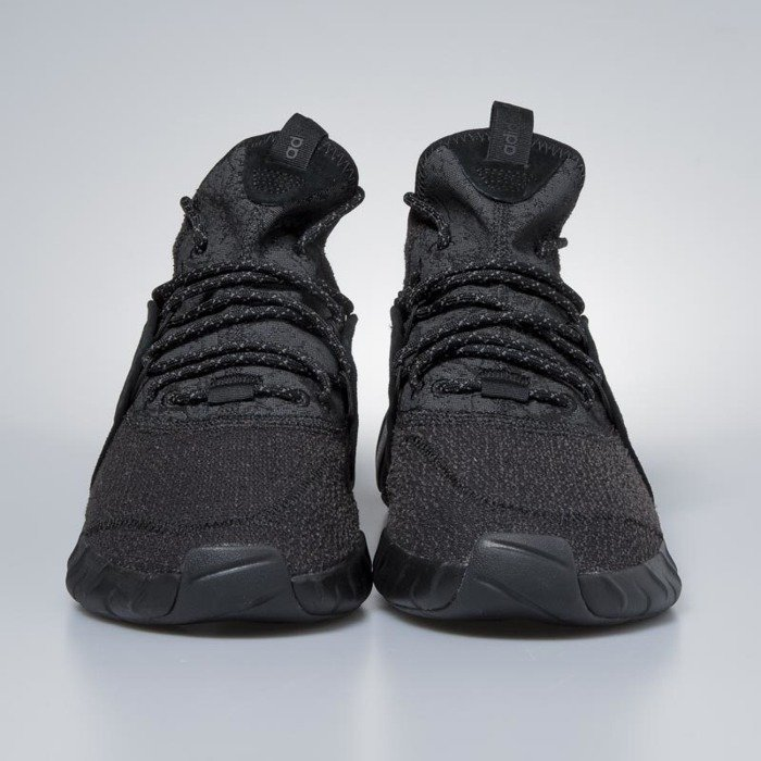 reputable site 8a64c f333e ... Sneakers buty Adidas Originals Tubular Rise core black   core black   core  red BY3557 ...