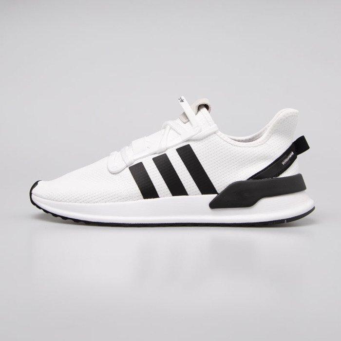 d502ef70e1aae ... Sneakers buty Adidas Originals U_Path Run ftwr white / core black  (EE7344) ...