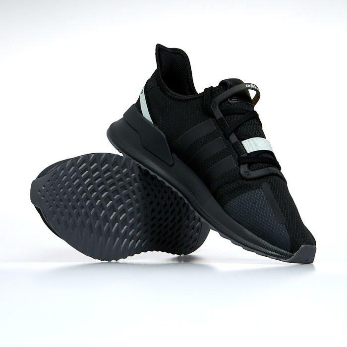 Sneakers buty Adidas Originals U_Path Run core black core black ash silver (EE4468)
