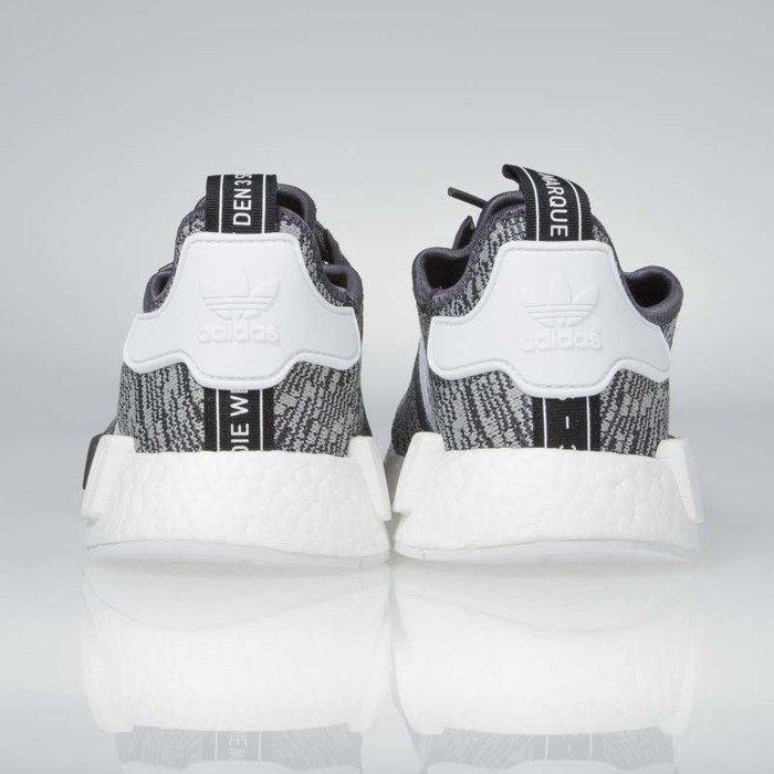 Sneakers buty Adidas Originals WMNS NMD_R1 utility black