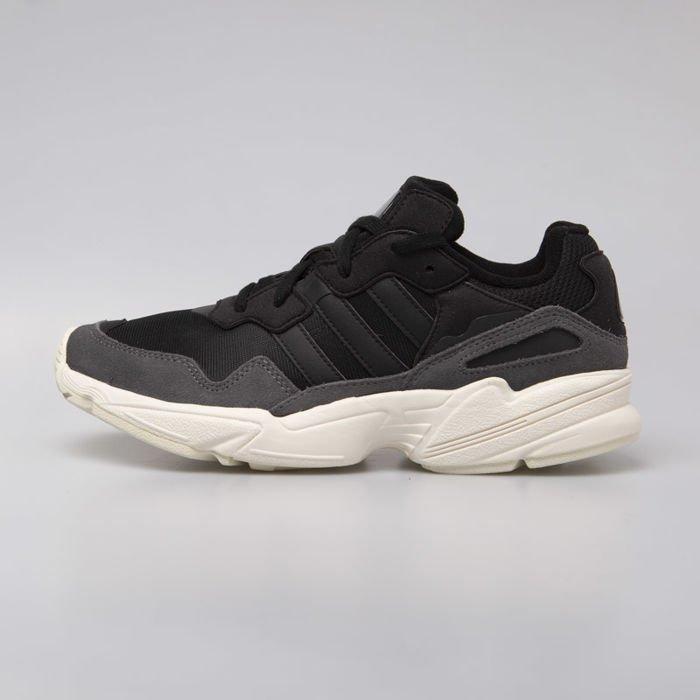 Sneakers buty Adidas Originals Yung 96 cblackcblackowhite (EE7245)