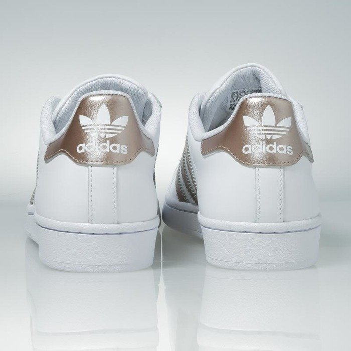 Sneakers buty Adidas Superstar WMNS footwear white supplier colour BA8169