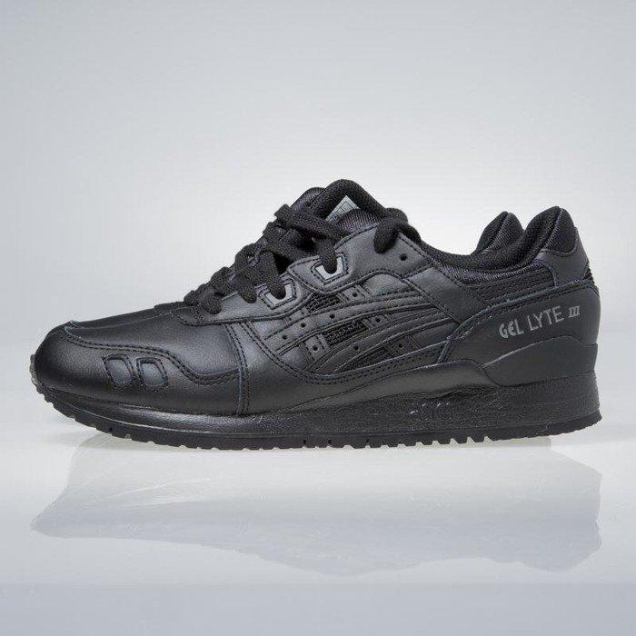 5228ee58 Sneakers buty Asics Gel-Lyte III black / black HL6A2-9090 | Bludshop.com