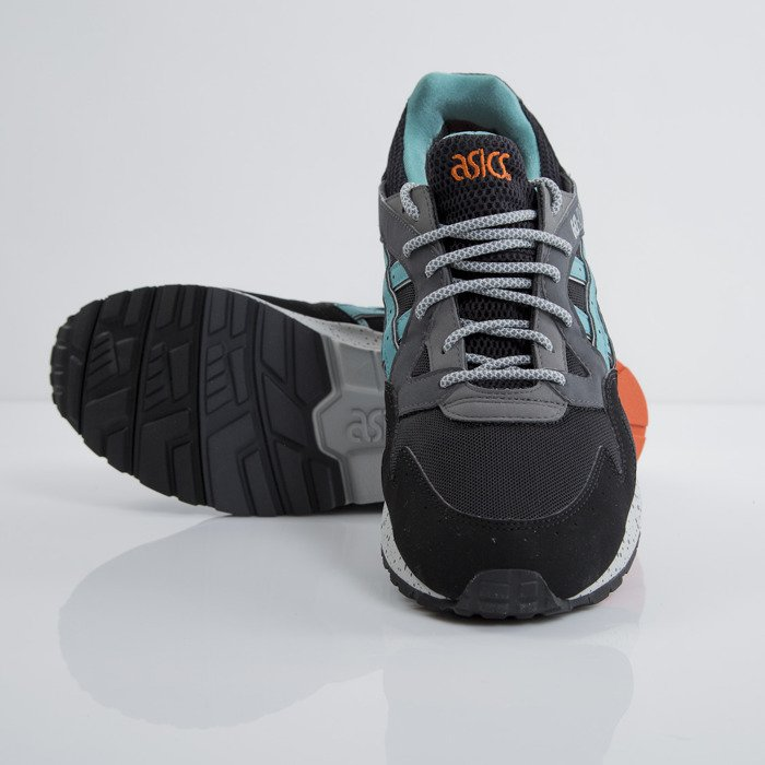 Sneakers buty Asics Gel Lyte V black latigo bay (H429Y 9089)