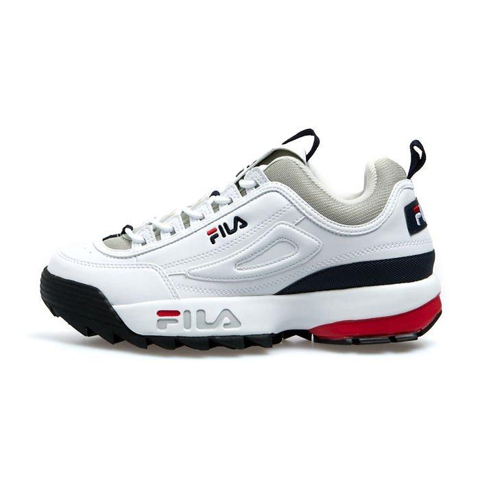 Sneakers buty FILA Disruptor CB Low white (1010707.1FG)