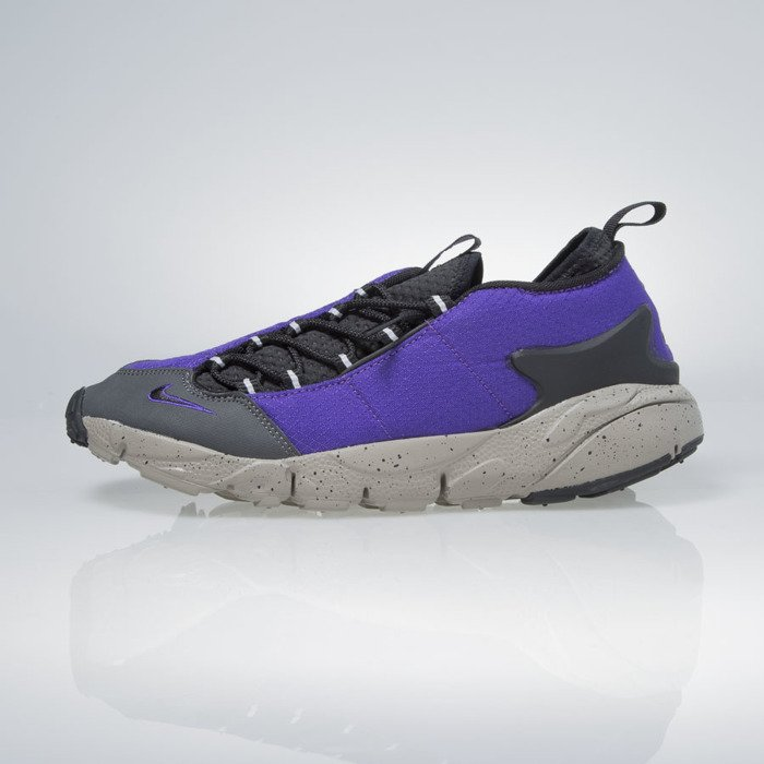 timeless design c1721 fbe36 ... Sneakers buty Nike Air Footscape NM court purple  black-light taupe  852629-500 ...