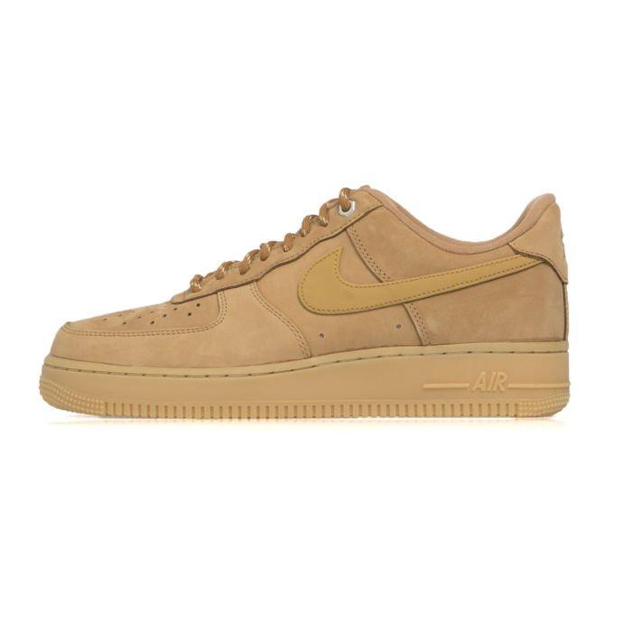 Buty Nike Air Force 1 07 Wb (flaxwheat gum light brown black)