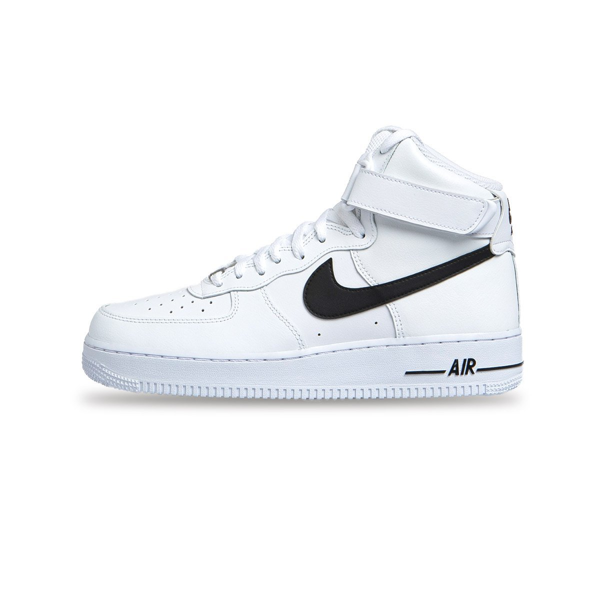 Nike Buty męskie Air Force 1 Mid '07 białe r. 41 (CK4369 100