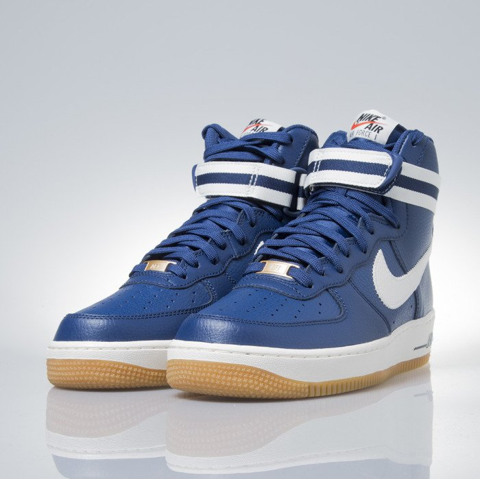 official photos a0f09 a30dc ... Sneakers buty Nike Air Force 1 High 07 coastal blue (315121-410) ...