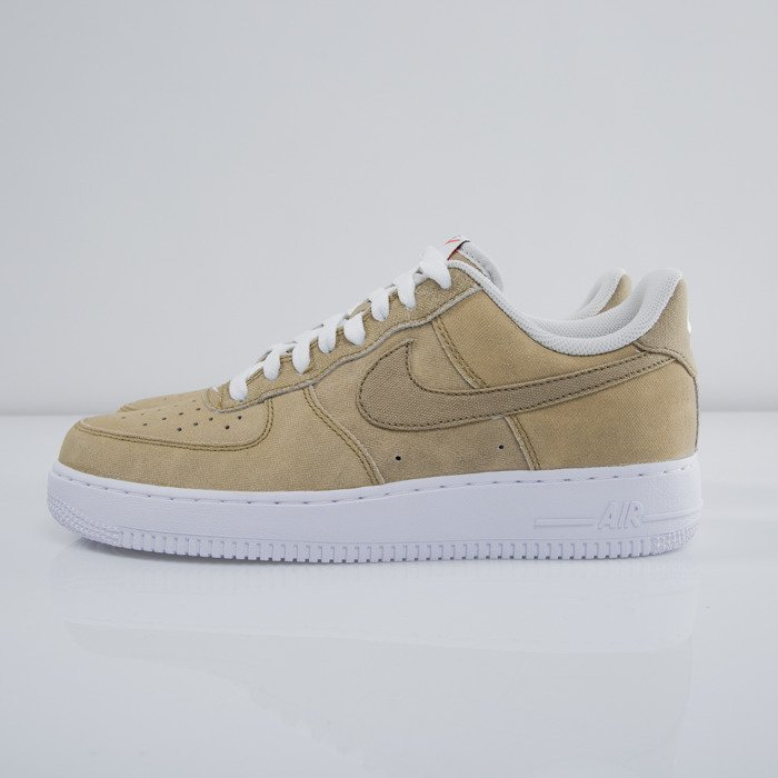 new product d7e29 0eed0 ... Sneakers buty Nike Air Force 1 Low hay  hay-white-light bone 488298 ...