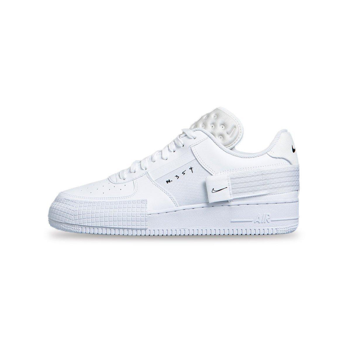 Nike Air Force 1 Type Męskie Białe (CQ2344 101)