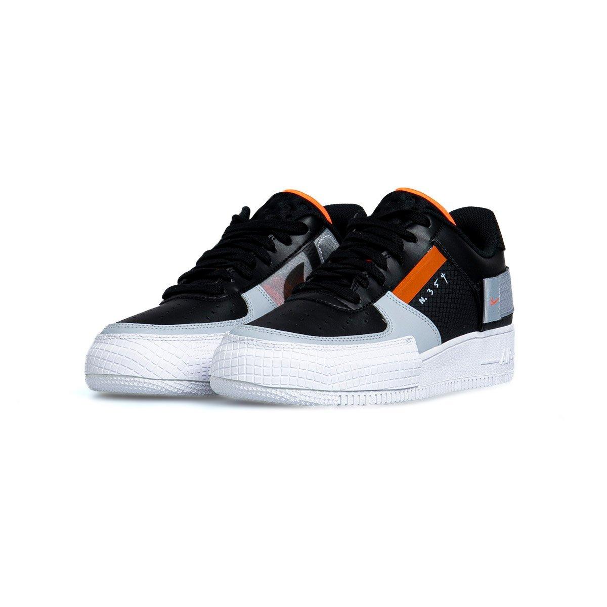 NIKE AIR FORCE 1 TYPE CQ2344 101   kolor BIAŁY   Męskie Sneakersy   Buty w ✪ Sklep Sizeer ✪