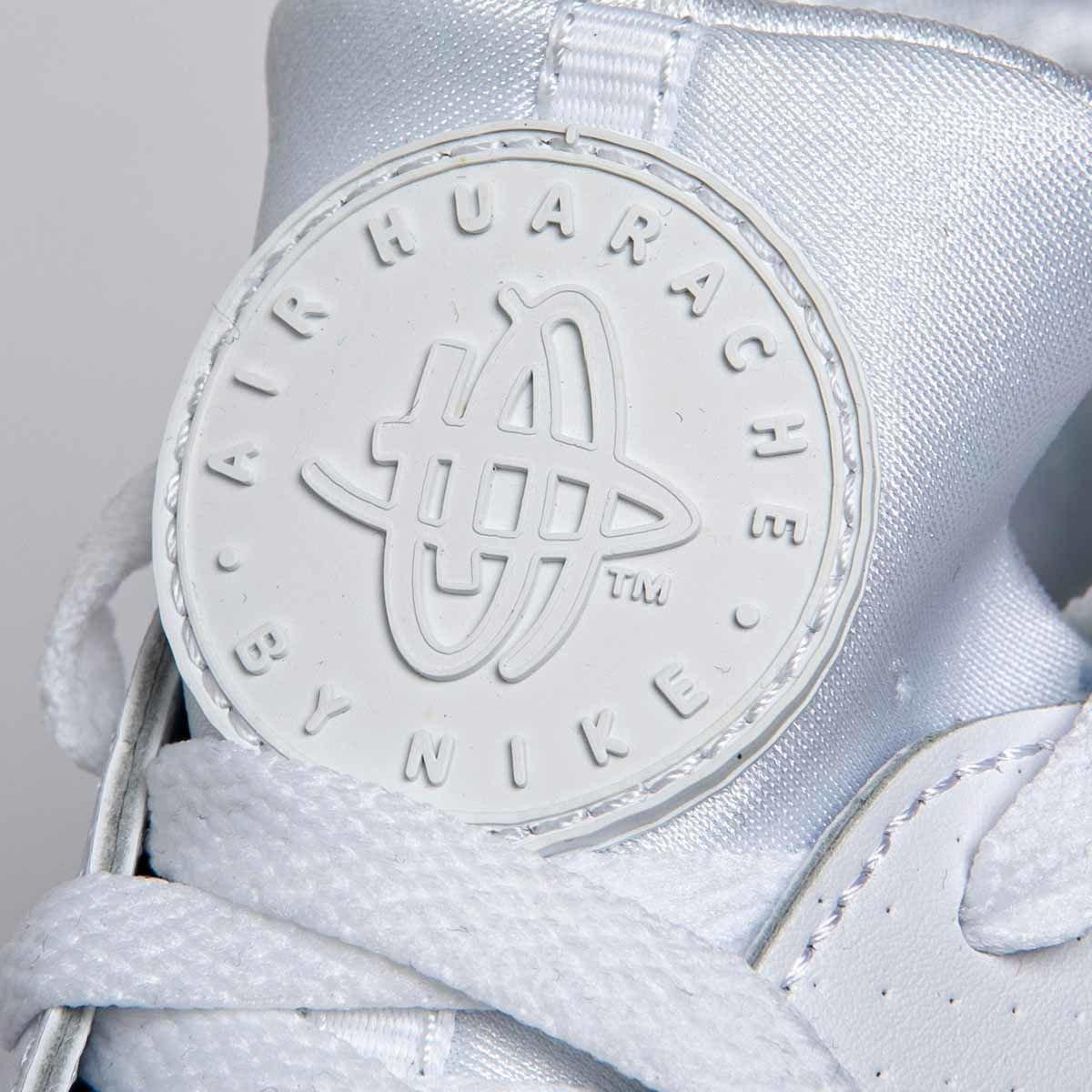 best service 0a554 0128a ... Sneakers buty Nike Air Huarache white   pure platinum (318429-111) ...