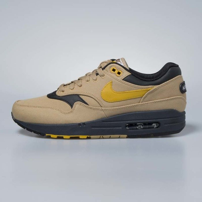 half off be62a c68bc ... Sneakers buty Nike Air Max 1 Premium elemental gold   mineral yellow  875844-700 ...