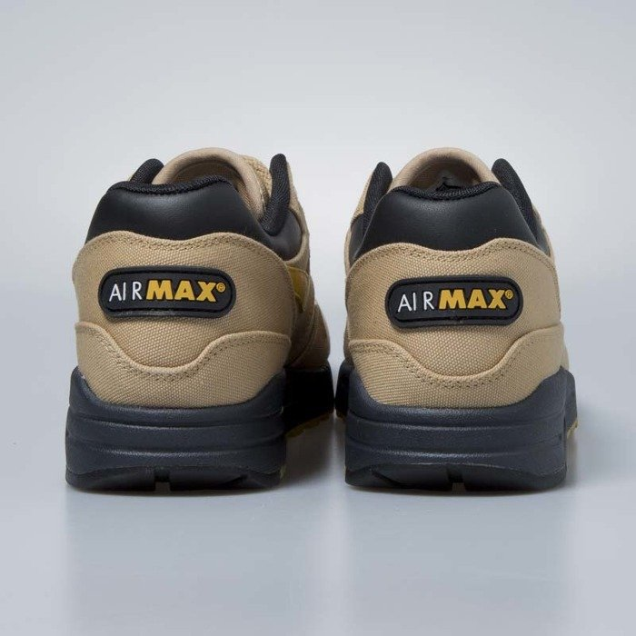 half off 447f9 8bd1f ... Sneakers buty Nike Air Max 1 Premium elemental gold   mineral yellow  875844-700 ...