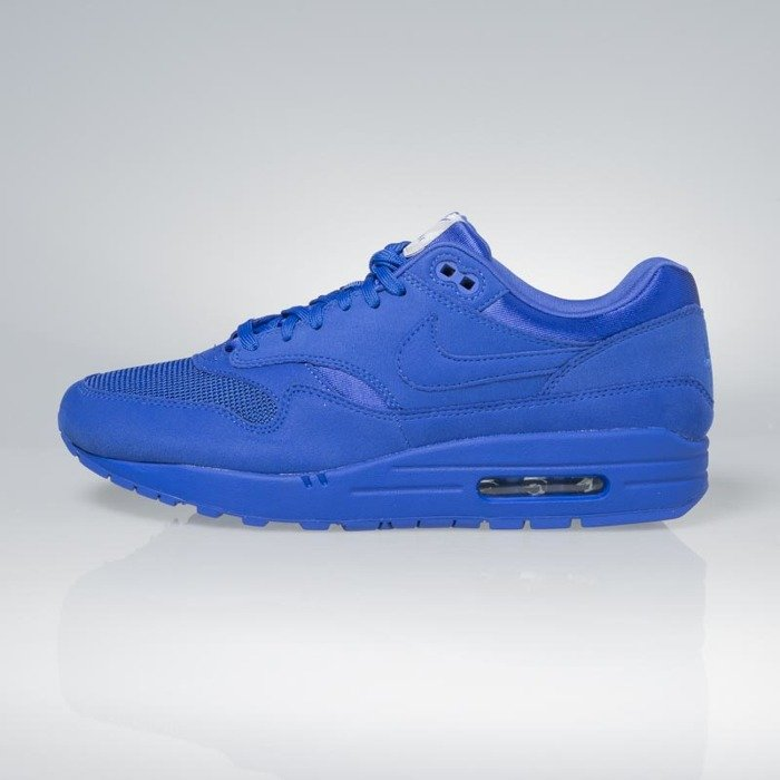 finest selection a966b b02fe ... Sneakers buty Nike Air Max 1 Premium game royal  game royal 875844-400  ...