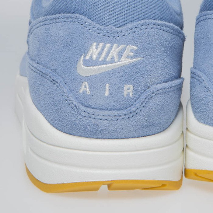 new product 60015 ade51 Sneakers buty Nike Air Max 1 Premium work blue mountain blue 875844-404 ...