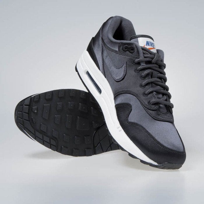 Sneakers buty Nike Air Max 1 SE blackanthracite white AO1021 001