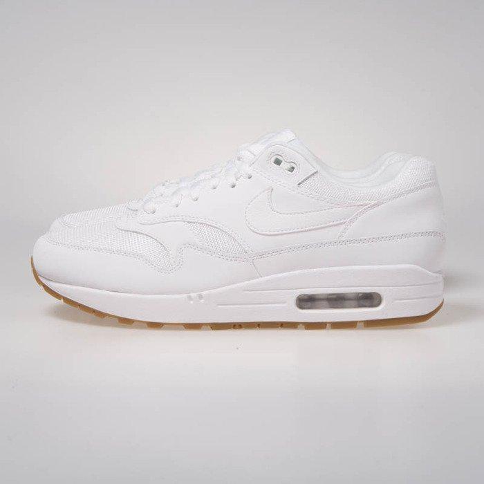 big sale 5605d 9e66d ... Sneakers buty Nike Air Max 1 white white-white (AH8145-109) ...