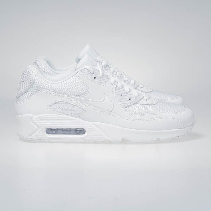 Sneakers buty Nike Air Max 90 Essential white white (537384 111)