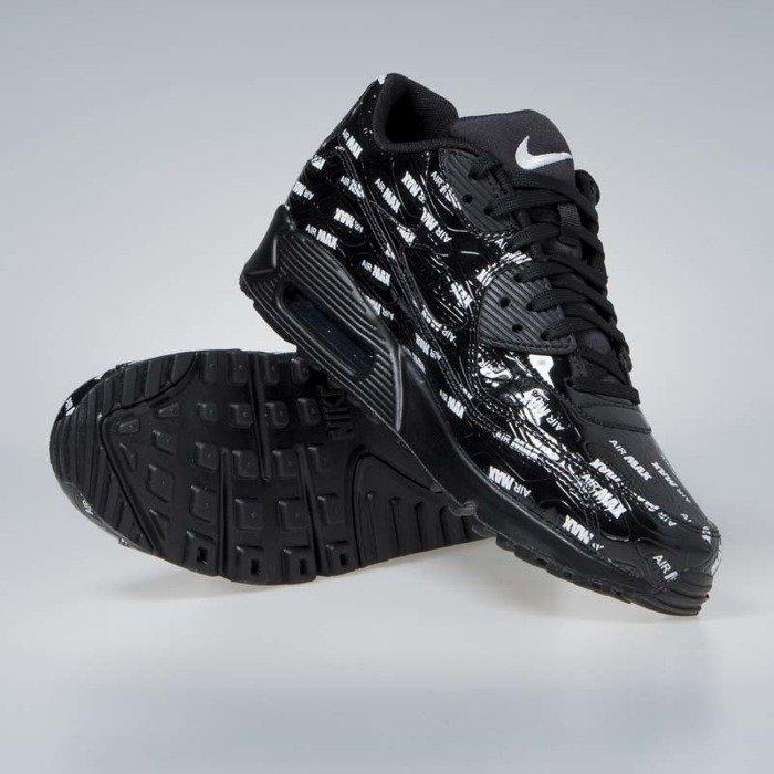 Nike Air Max 90 Winter Black Laser Orange Wolf Grey Dark Grey
