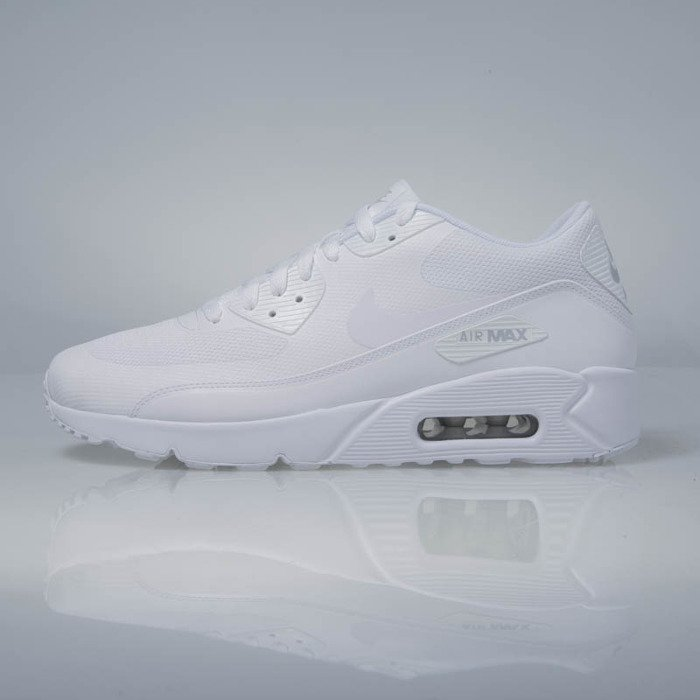 27f3a046c7bcf ... Sneakers buty Nike Air Max 90 Ultra 2.0 Essential white   white 875695- 101 ...